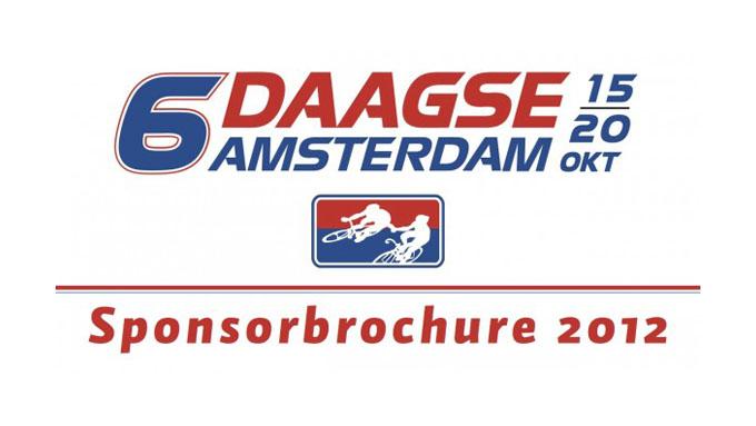 Sponsorbrochure Zesdaagse van Amsterdam
